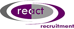 React Recruitment Logo